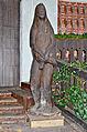 Feistritz Suetschach Kulturpark Holzskulptur Frau mit Fisch 15012014 571.jpg