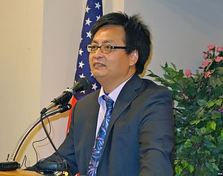 Feng Congde Chinese dissident