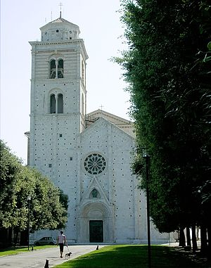 Roman Catholic Archdiocese of Fermo - Fermo Cathedral