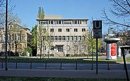 Instituto de investigación social, Fráncfort del Meno (1951)