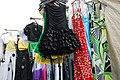 Ffrogiau Egsotig Ffair Cricieth - Criccieth Fair Exotic Dresses - geograph.org.uk - 813871.jpg