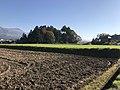 Fields in Kuwabaru, Hisaishi, Minami-Aso, Aso, Kumamoto 2.jpg