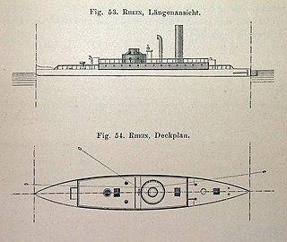 <i>Rhein</i>-class monitor