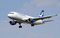 OH-LXC - A320 - Finnair
