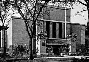 William Eugene Drummond - Image: First Congregational Church William Drummond architect