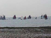 Datovania v Southend na mori Essex