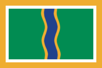 Andorra la Vella - Image: Flag of Andorra la Vella