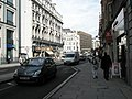 Fleet street in the evening rush hour. - geograph.org.uk - 922805.jpg