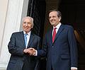 Flickr - Πρωθυπουργός της Ελλάδας - Αντώνης Σαμαράς - Συνάντηση με τον Πρόεδρο του Ισραήλ κ. Shimon Peres (2).jpg