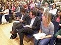 Flickr - Convergència Democràtica de Catalunya - Oriol Pujol, Josep Rull i Neus Munté.jpg