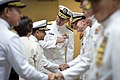 Flickr - Official U.S. Navy Imagery - CNO introduces the Chief of Staff of the Japan Maritime Self-Defense Force to department heads on the CNO's staff..jpg