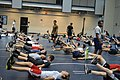 Flickr - Official U.S. Navy Imagery - High School wrestlers take part in the U.S. Navy SEAL training camp..jpg