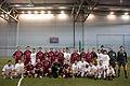 Flickr - Saeima - Saeimas komanda futbola spēlē tiekas ar Ukrainas un Polijas vēstniecību apvienoto komandu.jpg