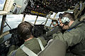 Flight deck of a RNZAF C-130H Hercules in 2011.jpg