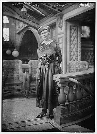 Florence E. S. Knapp - Florence E. S. Knapp in 1920