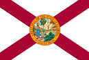Delstatsflagg for Florida