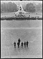 """Fo30141711140091 """"Reservebataljon Holmestrand paraderer for Quisling på Slottsplassen"""" 1942-06-14 (NTBs krigsarkiv, Riksarkivet).jpg"""
