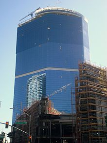 Look Current las vegas strip construction