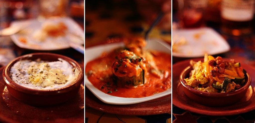Tapas dans le restaurant El Paladar à Séville – Photo de Cat
