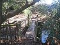 Footbridge near Ashurst Road - geograph.org.uk - 1735354.jpg