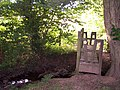 Footbridge over an unnamed stream - geograph.org.uk - 34157.jpg