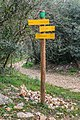 Footpath fingerpost near Pont de Valmale.jpg