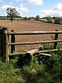 Footpath to Little Rissington - geograph.org.uk - 233622.jpg