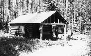 Ford Creek Patrol Cabin United States historic place