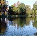 Ford Park, Lower Pond Sunrise, Redlands, CA 8-12 (7796890860).jpg