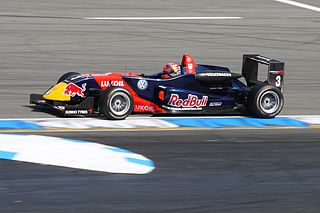 Formula Three Race car class