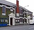 Former Miners' Institute, Nantyffyllon, nr. Maesteg - geograph.org.uk - 58495.jpg
