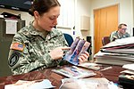 Former archaeologist, Army intelligence analyst to publish first book 140227-A-RV385-001.jpg