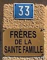 Frères de la Sainte-Famille, rue de Savoie (Belley).jpg