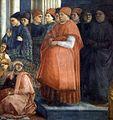 Fra Filippo Lippi - The Funeral of St Stephen (detail) - WGA13272.jpg