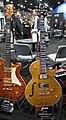 Framus AK 1974 & Tennessee Custom, Summer NAMM show 2010.jpg