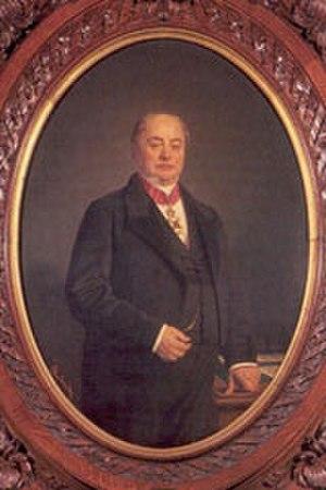 François-Philippe de Haussy - François-Philippe de Haussy