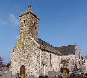 Église Notre-Dame d'Annoville.