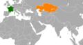 France Kazakhstan Locator.png