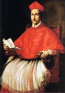 Italian cardinal 1597-1679