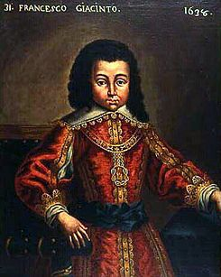 Francesco Giacinto di Savoia, Duke of Savoy by an unknown artist.jpg