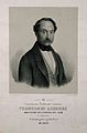 Francesco Rizzoli. Lithograph by A. Frulli, 1858. Wellcome V0005040.jpg