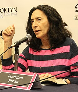 Francine Prose at the 2012 Brooklyn Book Festival (cropped).jpg