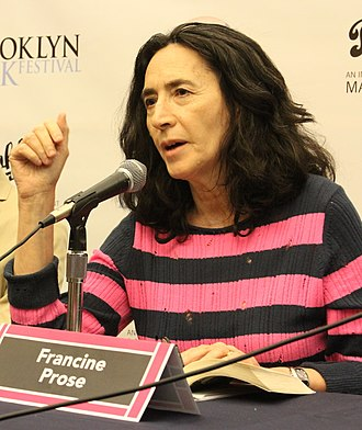 Francine Prose - Prose at the 2012 Brooklyn Book Festival