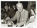 Francis Crick at Nobel Prize Winners Conference 1981 Wellcome L0042717.jpg