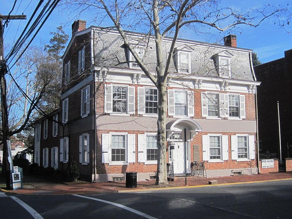 File Francis Hopkinson House Bordentown Nj Nov 2017 Jpg