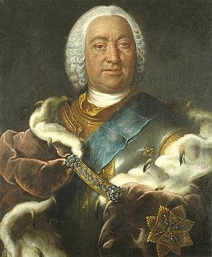Francis Josias, Duke of Saxe-Coburg-Saalfeld - Portrait of Francis Josias