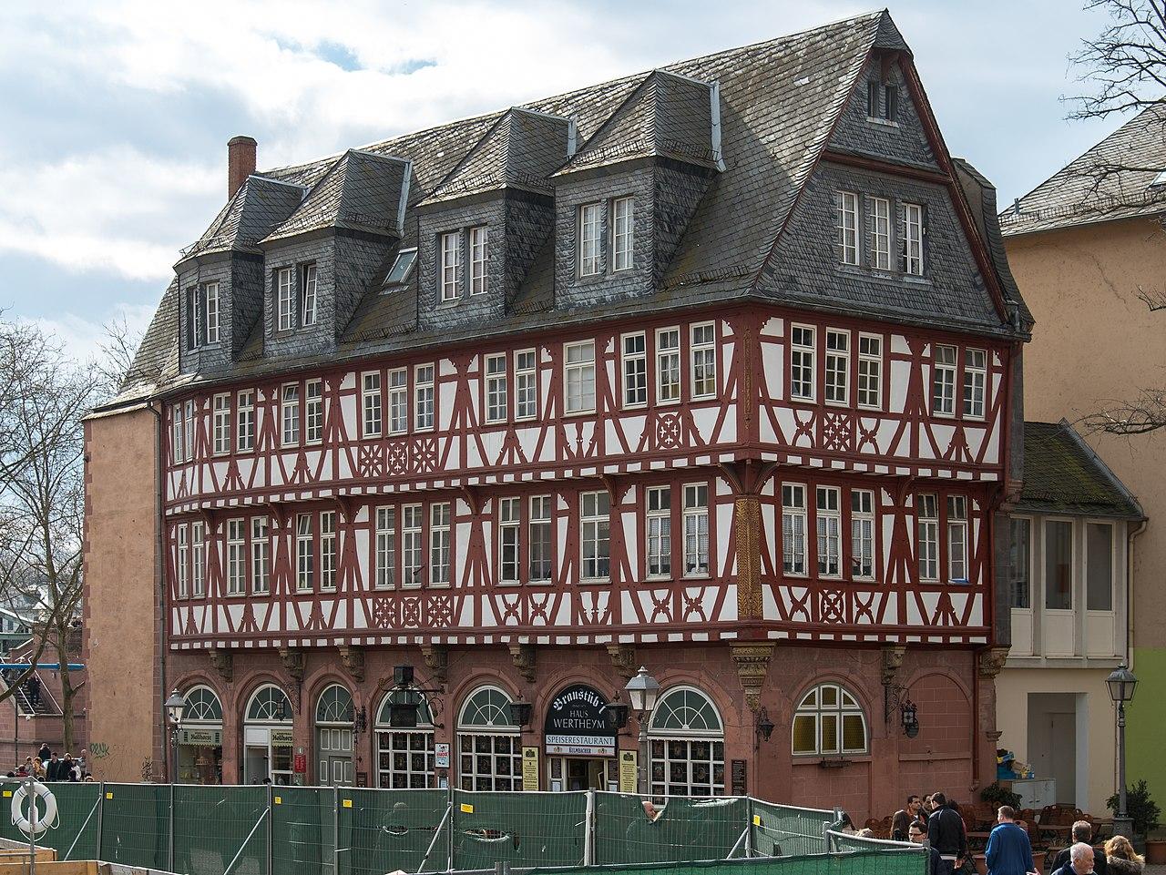 Wertheim Village Cafe Auf Dem Kopf Essen