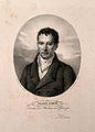 Franz de Paula Wirer, Ritter von Rettenbach. Lithograph by K Wellcome V0006321.jpg
