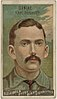 Fred Dunlap, Pittsburgh Alleghenys, baseball card portrait LCCN2007680743.jpg