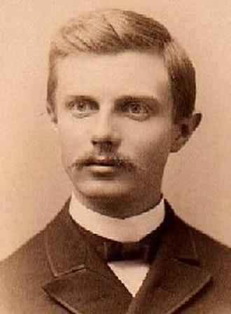 Environmental history - Frontier historian  Frederick Jackson Turner (1861–1932)